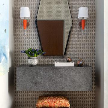 Alloy Penthouse: Powder Room