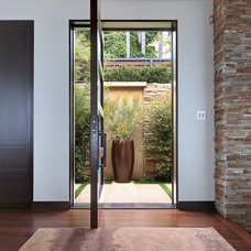 Contemporary Entry by Jeri Koegel Photography
