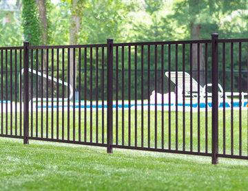 Aluminum Fence Installation in NJ