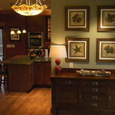 Traditional Entry by Gates Interior Design