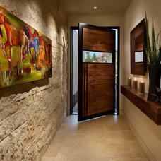 contemporary entry by Link Architecture, PC