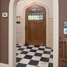 Traditional Entry by EC Trethewey Building Contractors, Inc.