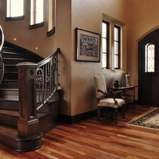 Traditional Entry by Ralph's Hardwood Floors