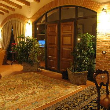Ampliamento Villa - Villa enlargement