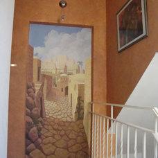 Mediterranean Entry by Fine Art & Portraits by Laurel