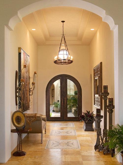 Mediterranean Foyer Decor : Mediterranean accessories and decor entryway design ideas