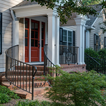 Anderson, SC Colonial Addition & Renovation