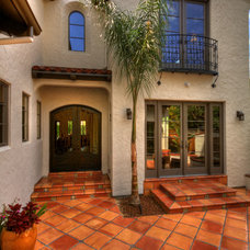 Mediterranean Entry by Jay Andre Construction, Inc.