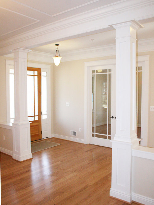 Interior Columns Home Design Ideas Pictures Remodel And