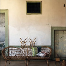 Eclectic Entry Anthropologie Home