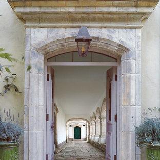 Antique Stone Entryways  (Mediterranean Style)