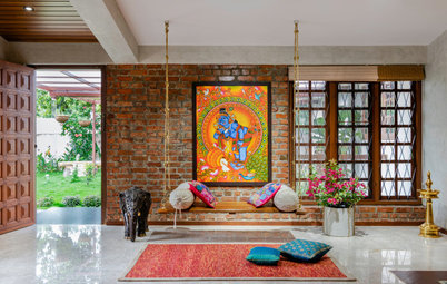 Kochi Houzz: A 100-Year-Old Home is Revived After Going Underwater