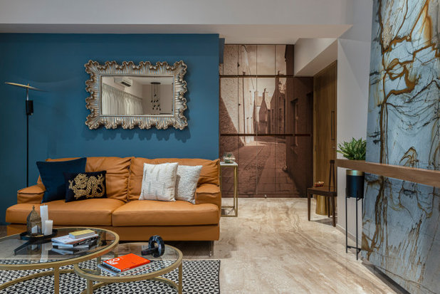 Contemporary Entry by Anushka Contractor