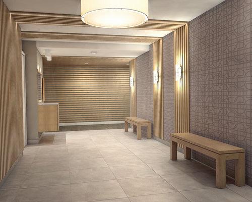 Apartment lobby entry ideas photos houzz for Apartment lobby design