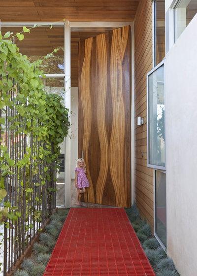 Moderne Entrée by MINARC