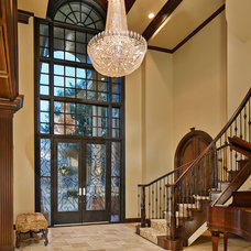 Traditional Entry by Dallas Renovation Group