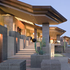 Southwestern Exterior by Swaback Partners, pllc