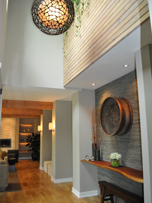 Foyer Minimalist Reviews : Modern chicago entryway design ideas remodels photos