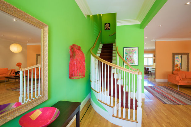 Contemporary Entry by Ed Ritger Photography