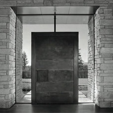 Contemporary Entry Architecture