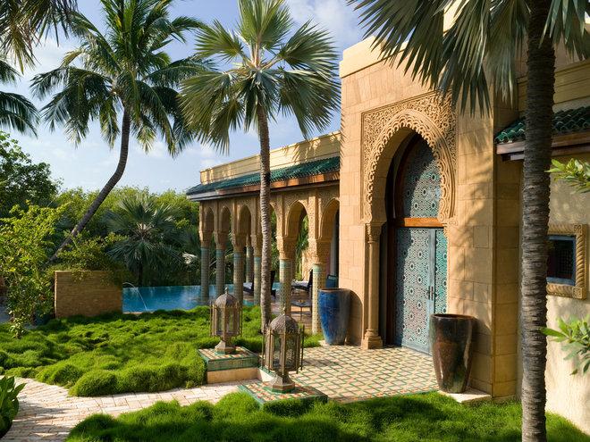 Mediterranean Entry by Interiors & Architecture Photography by Ken Hayden