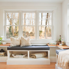 Traditional Entry by Sophie Metz Design