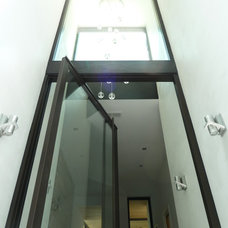 Modern Entry by Cablik Enterprises