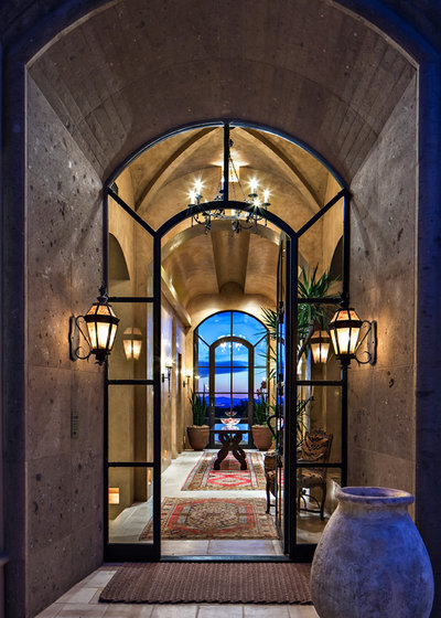 Mediterranean Entry by Urban Design Associates
