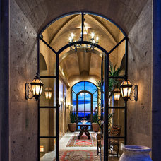 Mediterranean Entry by Urban Design Associates