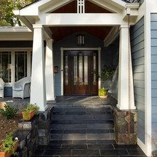 Craftsman Entry by Michael Nash Design, Build & Homes