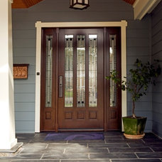 Craftsman Entry by Michael Nash Design, Build & Homes