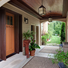 Contemporary Entry by Airoom Architects-Builders-Remodelers