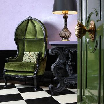 Art Deco Pied-A-Terre