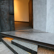 Modern Entry by Couture Architecture