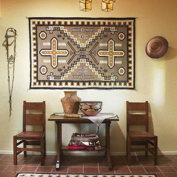 Arts & Crafts with Native American Accents
