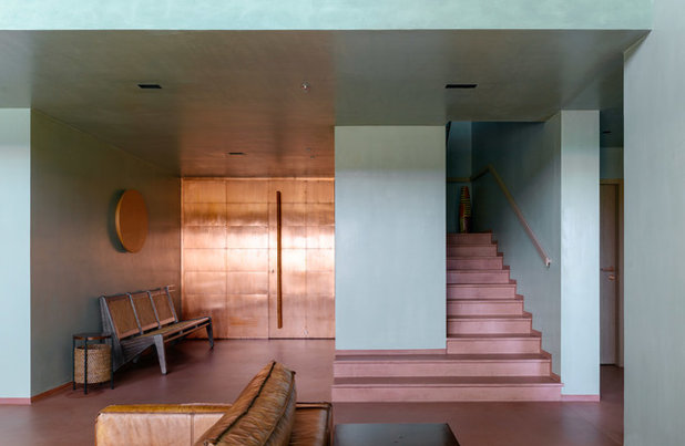 Contemporary Entry by Fadd Studio