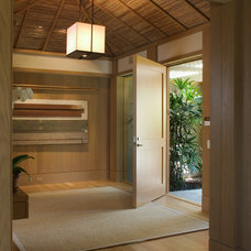 Asian Entry by Wardell Builders, Inc.