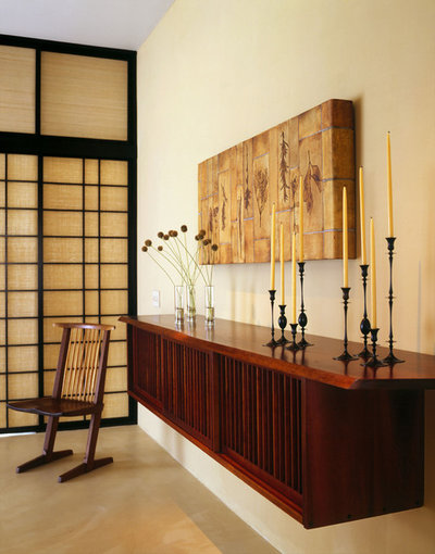 Asian Entry by Amy Lau Design