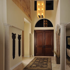 Asian Entry by Bandon Blue Designs