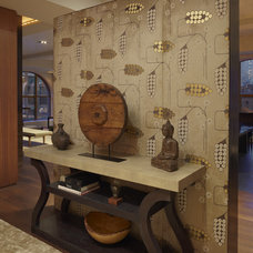 asian entry by PURVI PADIA DESIGN
