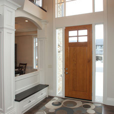 Contemporary Entry by A Collaborative Design Group