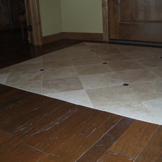 Traditional Entry by Simmons Floorcovering