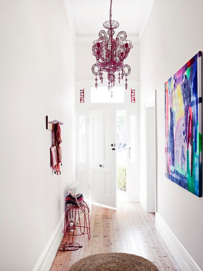 Eclectic Entry by Bella Life Style