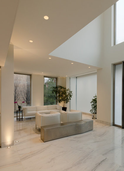 Contemporary Entry by Lightology
