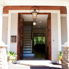 Traditional Entry by Magnolia Custom Homes
