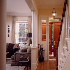 Traditional Entry by Gleicher Design - Architecture & Interiors