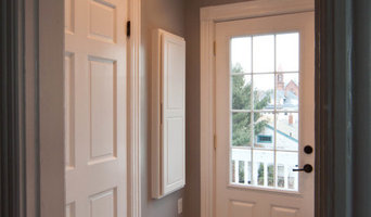 Back Hall Conversion to Laundry Room - Beverly,MA