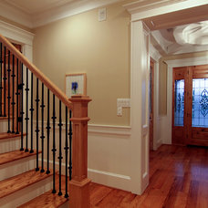 Traditional Entry by Stone Acorn Builders