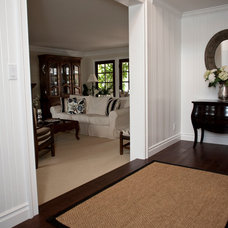 Traditional Entry by James Glover Residential & Interior Design