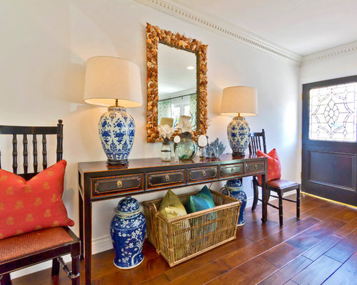 Entry Hall Console Ideas, Pictures, Remodel and Decor